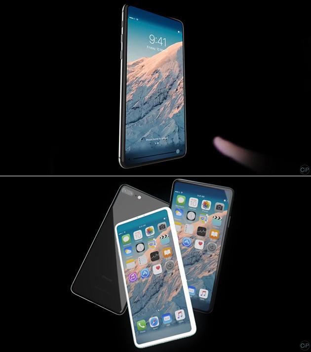 iPhone 8 Edge-to-Edge