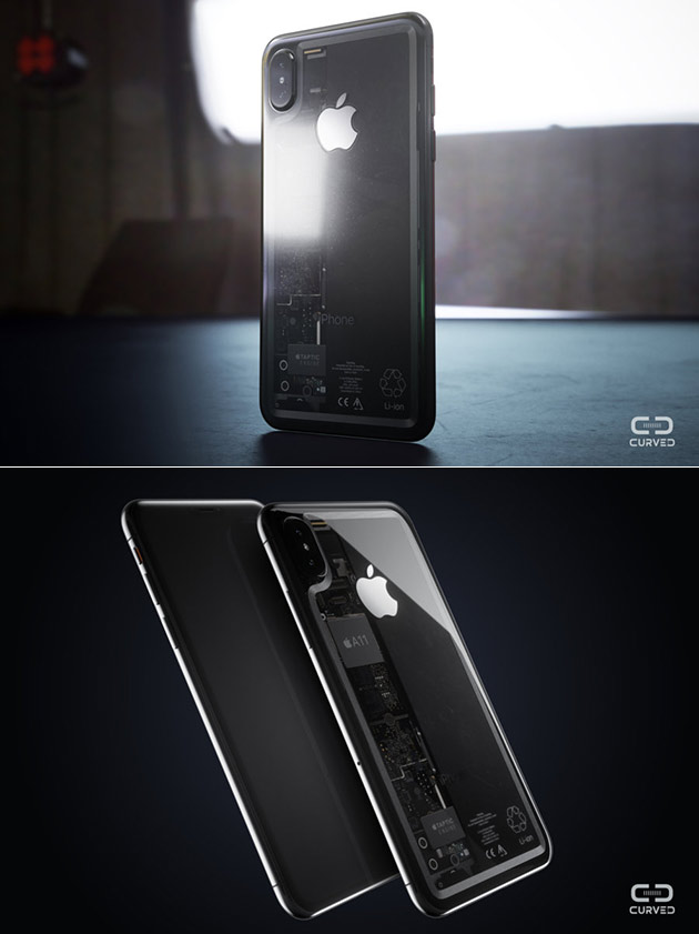 iPhone 8 Glass Edition