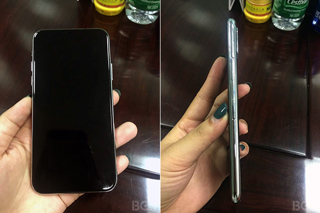 Fully Assembled iPhone 8 Mockup Surfaces Online, Has No Apple Logo