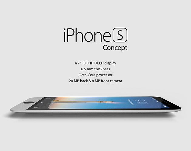 iPhone S Concept