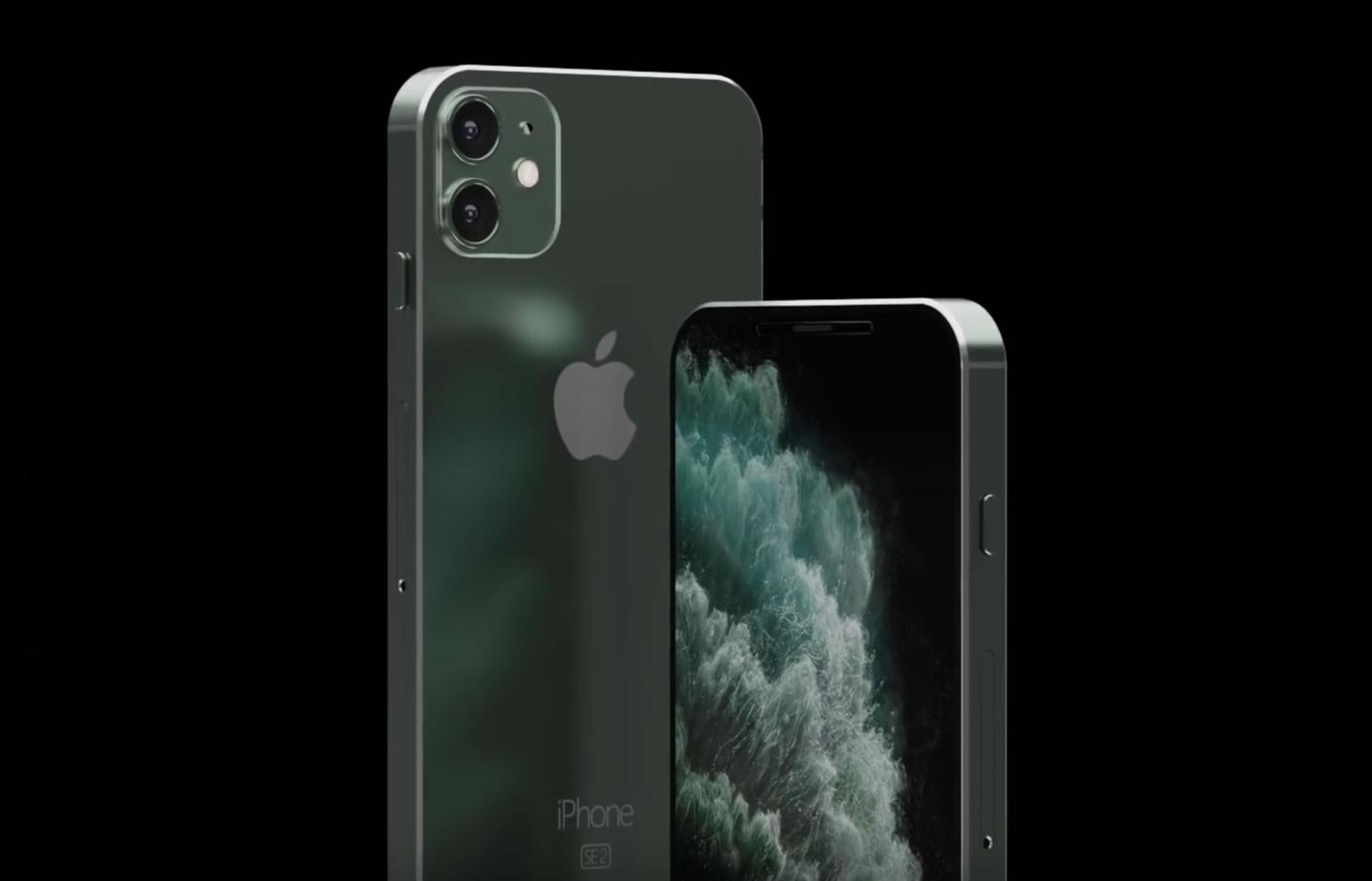 iPhone SE 2 5G