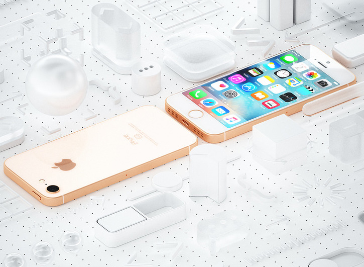 iPhone SE2 Leak