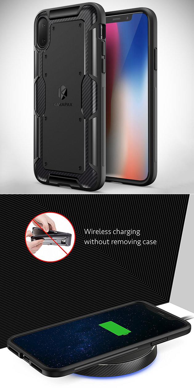 iPhone X Case Anker Karapax