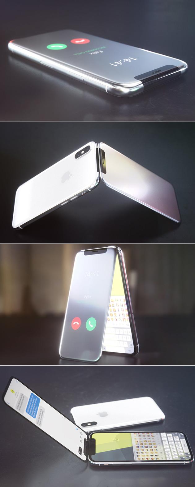 Flip iPhone X
