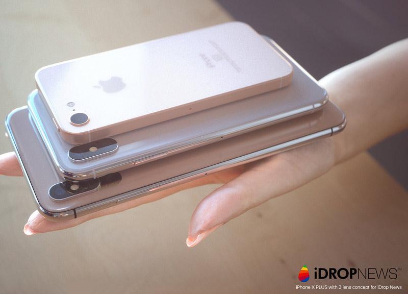 iPhone X iPhone X Plus iPhone SE 2