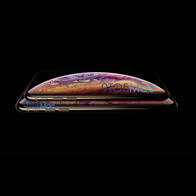 Leaked iPhone Xs