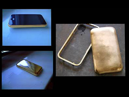 $3.2 Million Apple iPhone 3Gs Supreme, luxury iphone, modern and luxury phone