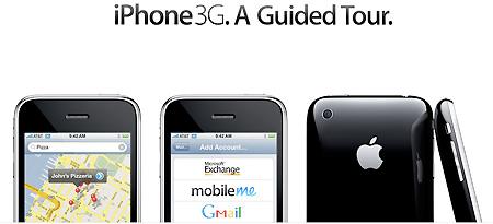 iPhone 3G Videos