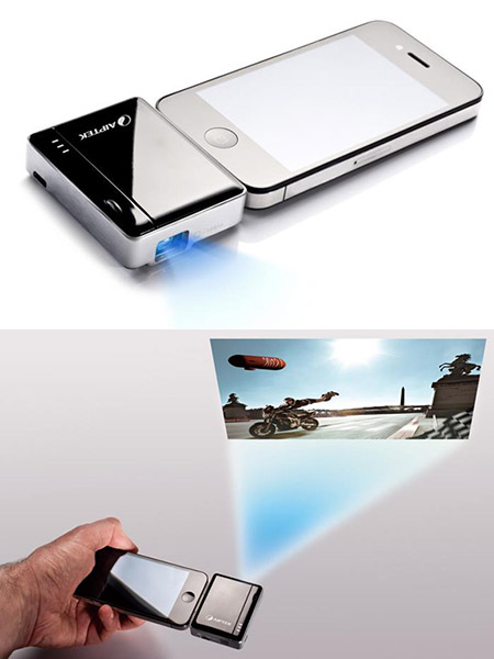 iPhone Projector 001