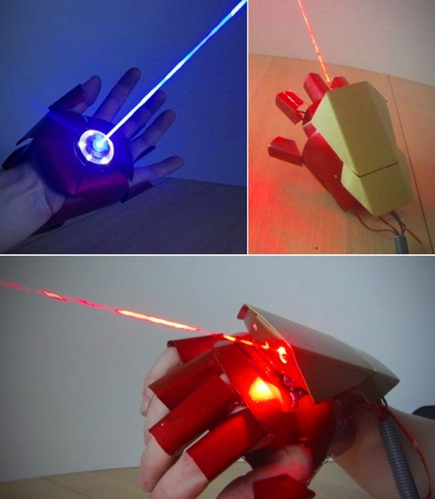 Iron Man Glove