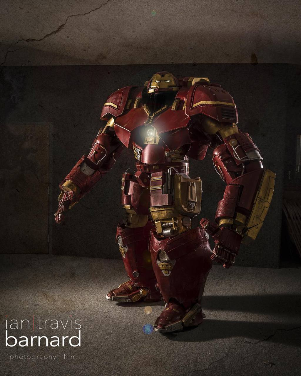 Iron Man Hulkbuster Suit
