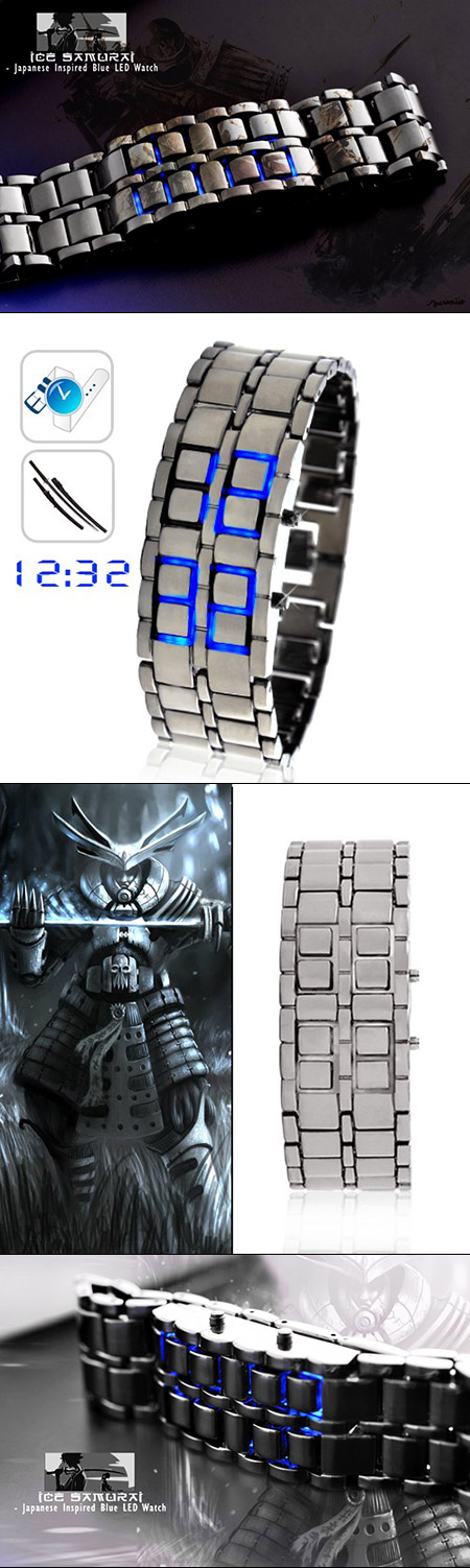 Iron Samurai Watch