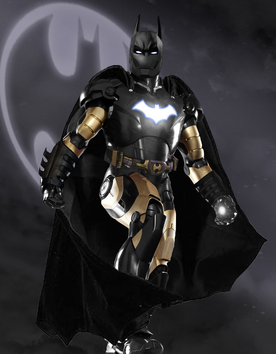 Iron Batman