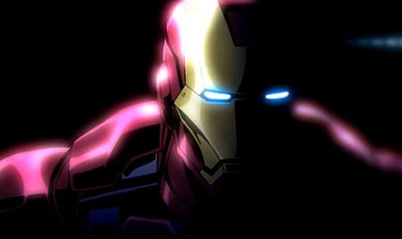 Iron Man Anime Trailer – TechEBlog