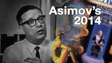 Isaac Asimov Prediction