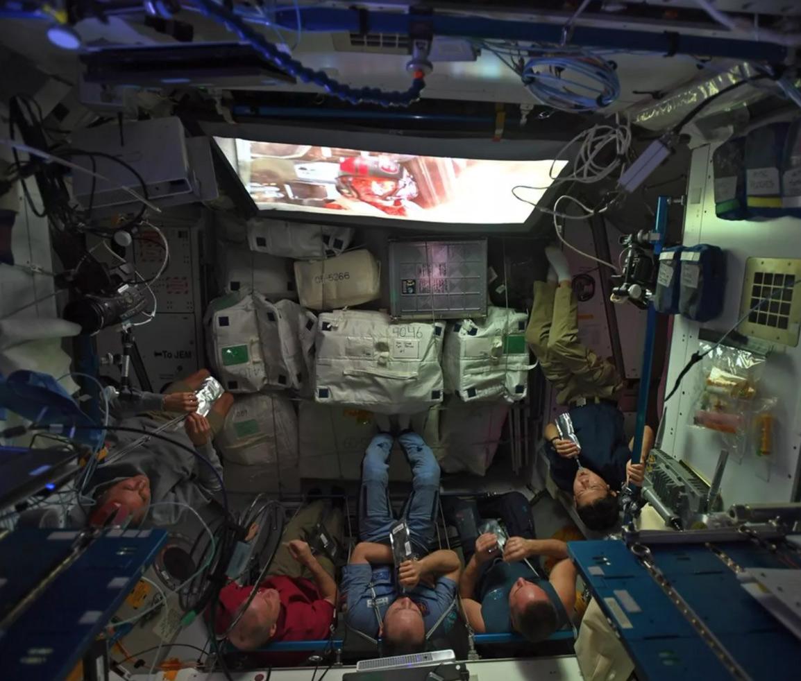 ISS Star Wars The Last Jedi