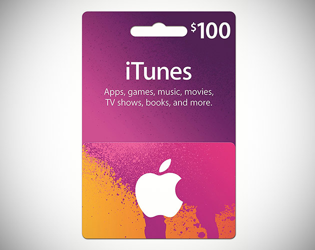 iTunes Gift Card Deal