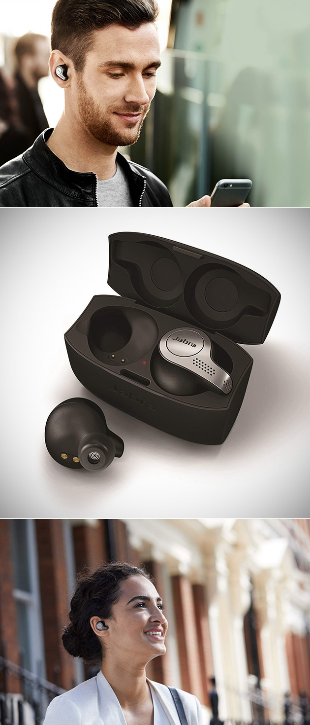 Jabra 65t True Wireless Earbuds
