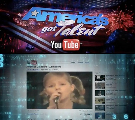 Jackie Evancho America's Got Talent YouTube Experiment - TechEBlog