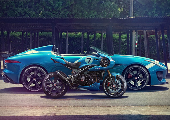 Jaguar Motorcycle 7MC