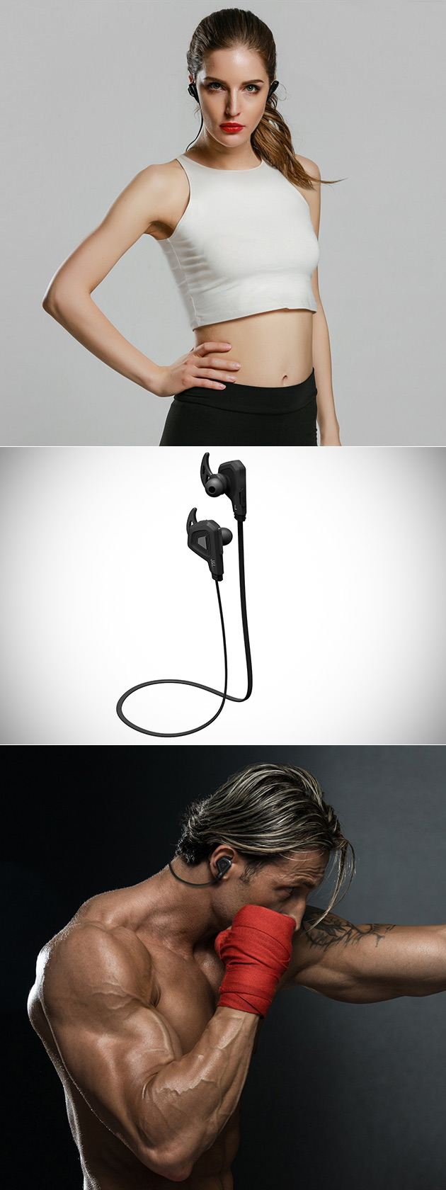 J and L Bluetooth Headphones