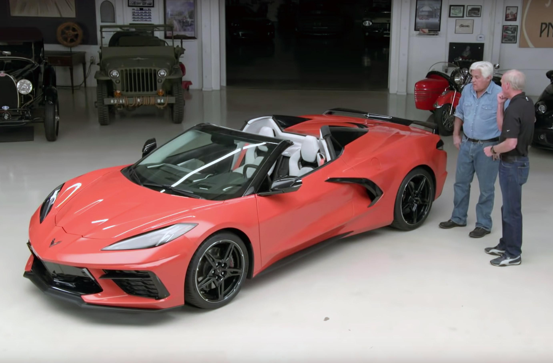 Jay Leno Corvette Stingray Z51