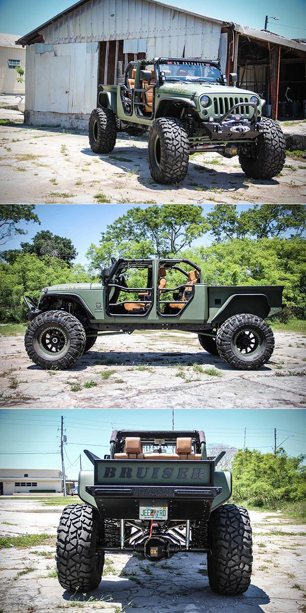 JK Crew Jeep Bruiser