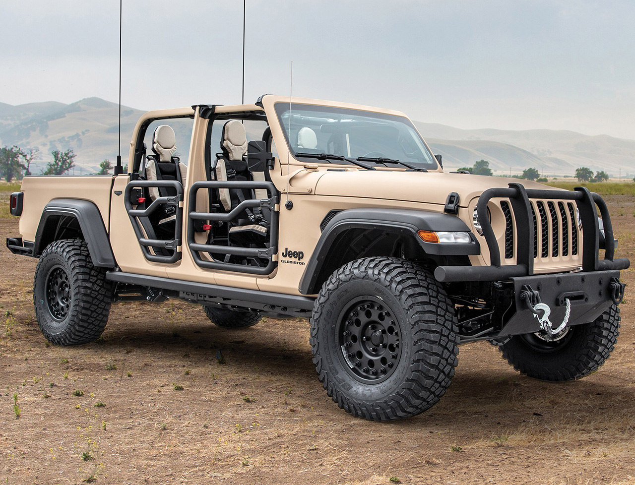 Jeep Gladiator XMT AM General