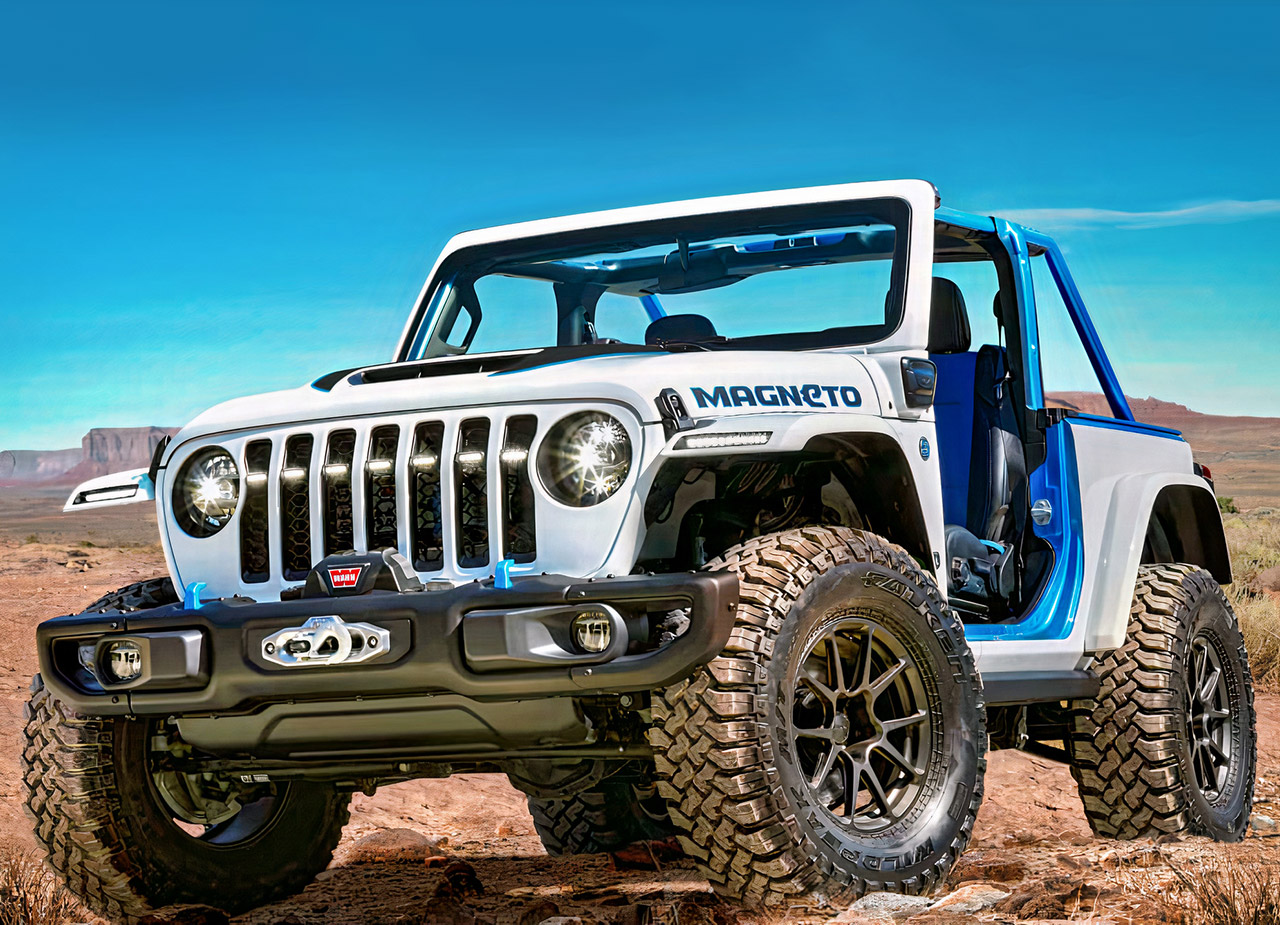 Jeep Magneto Electric