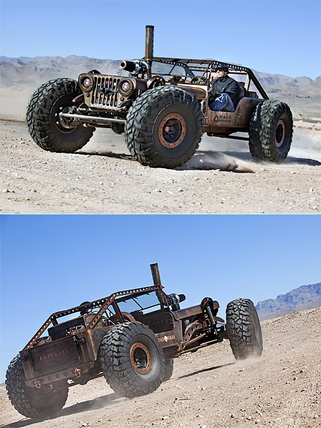 Jeep Rock Rat