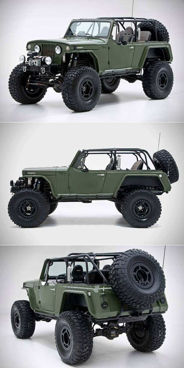 Jeep Terra Crawler