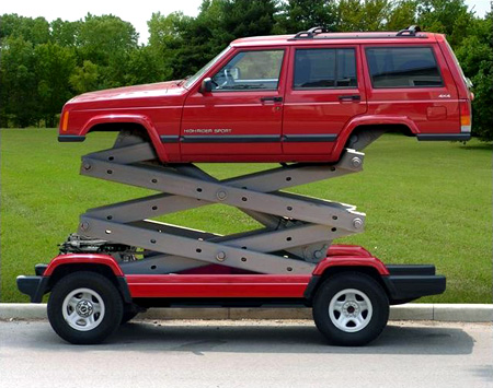Best Lift Kit For 00 04 Jeep Grand Cherokee Pirate4x4 Com 4x4