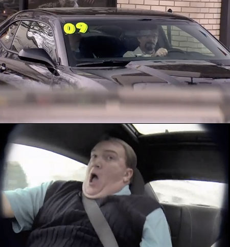 Jeff Gordon Test Drive Video Becomes Internet Hit