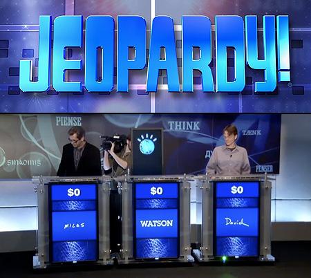 Watson AI Jeopardy