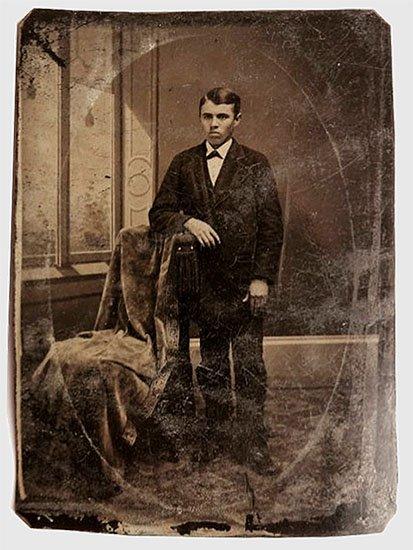 Jesse James Photo