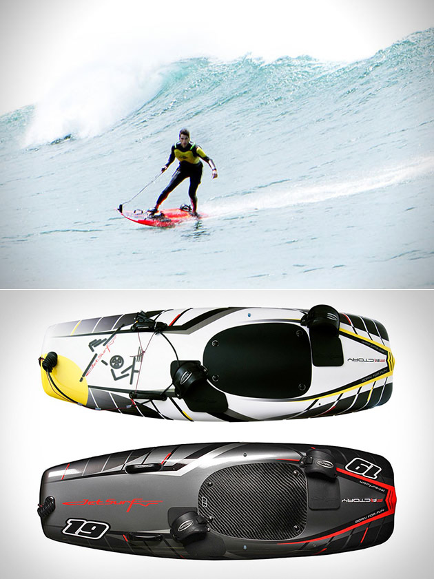 Jet Surf Motorized Surfboard
