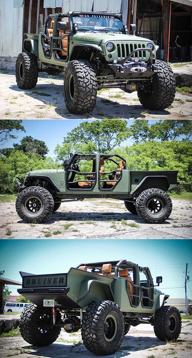 JK Crew Bruiser Jeep