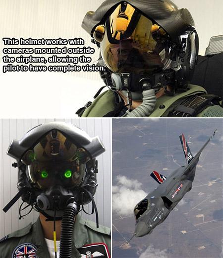 JSF Helmet
