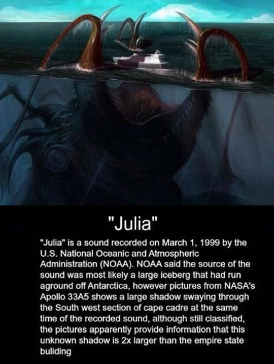 Julia Sound