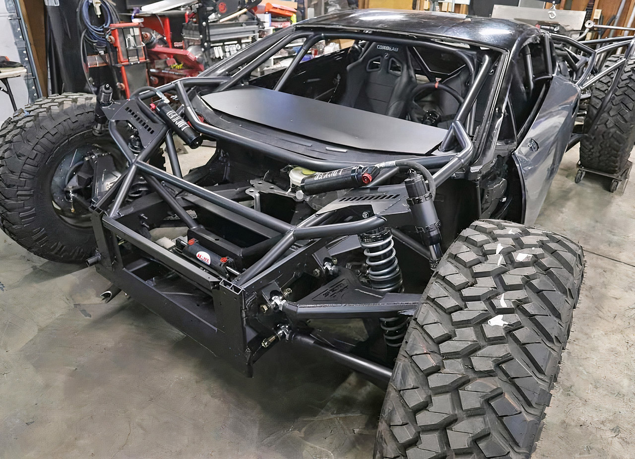 Jumpacan Off-Road Lamborghini Huracan