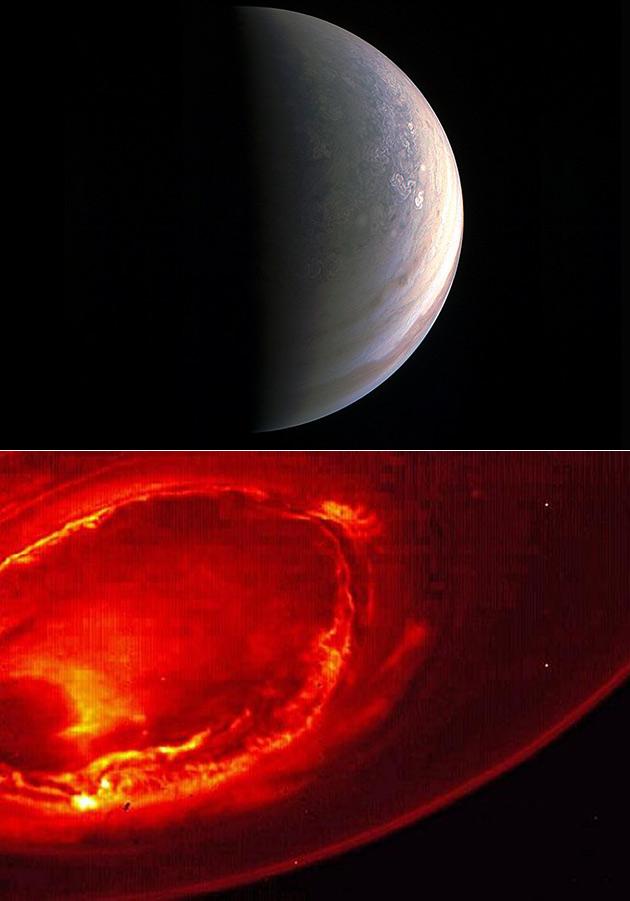 NASA Jupiter Sounds