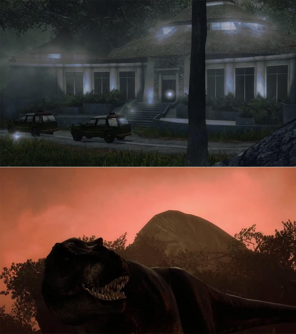 Jurassic Life Park Half-Life 2 Mod