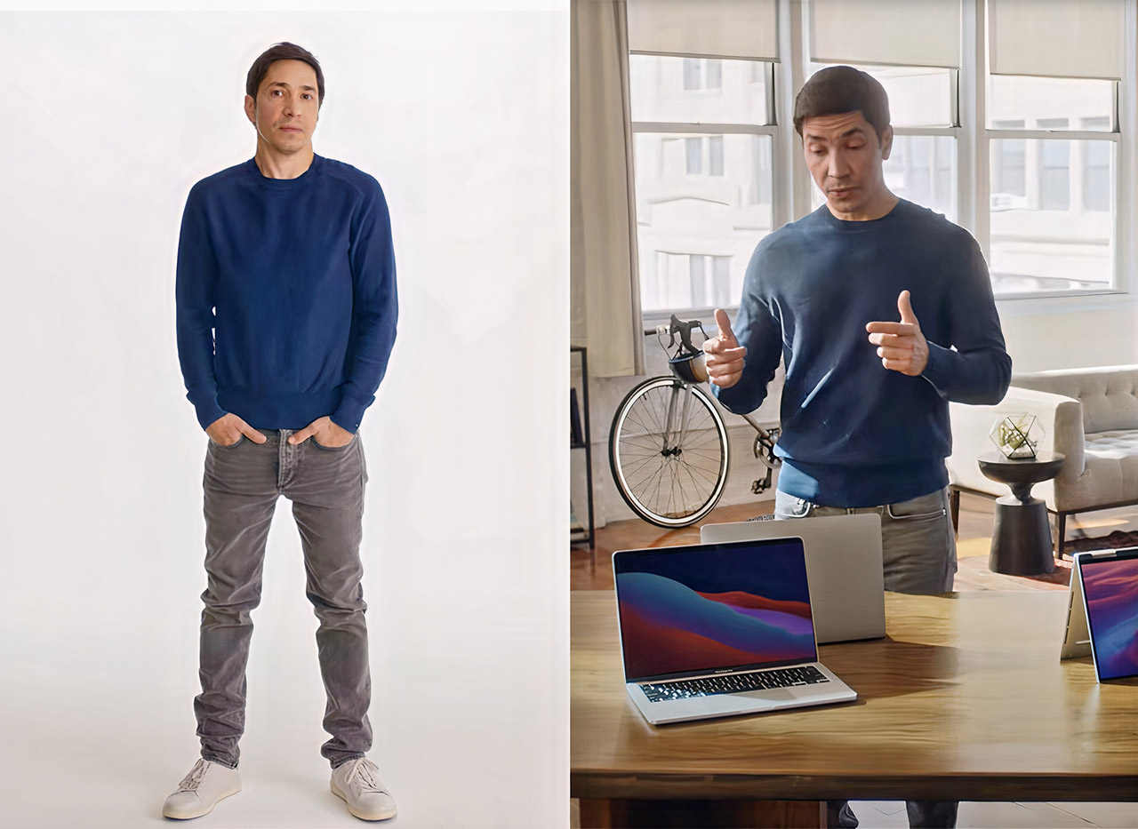 Justin Long I'm a Mac Apple Intel