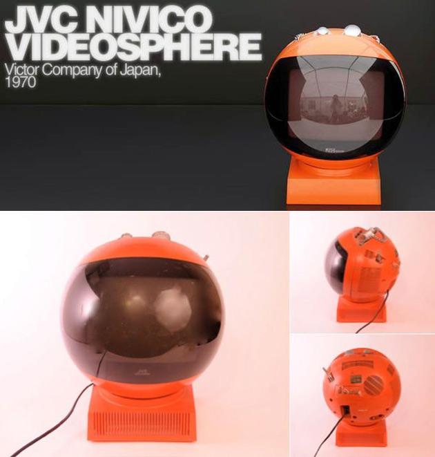 JVC Videosphere Podría ser más Extraño de TV, sin Embargo, Aquí es Cómo los videojuegos Mirada En Ella