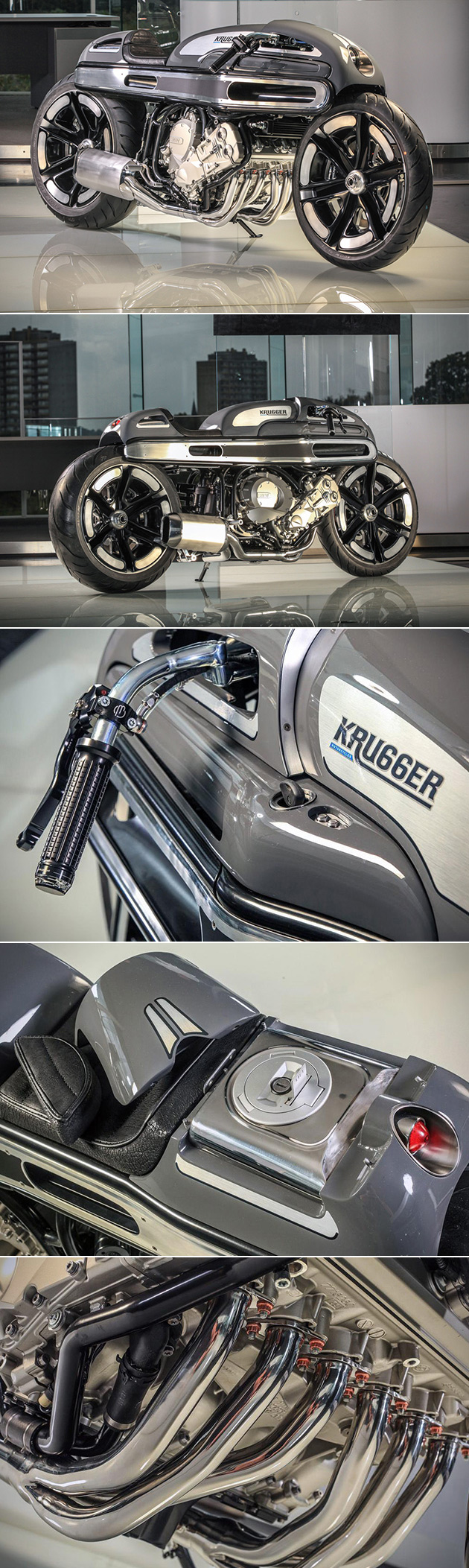 K1600 Krugger BMW Motorcycle