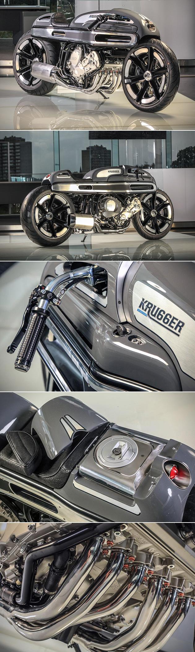 K1600 Krugger BMW Motorcycle