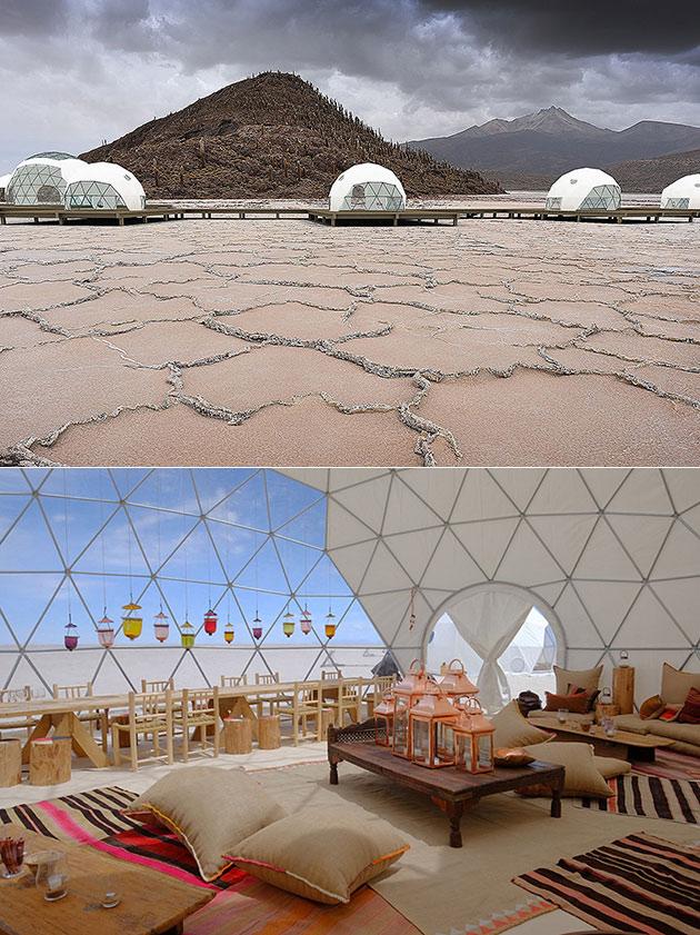 Salt Flat Lodge Bolivia