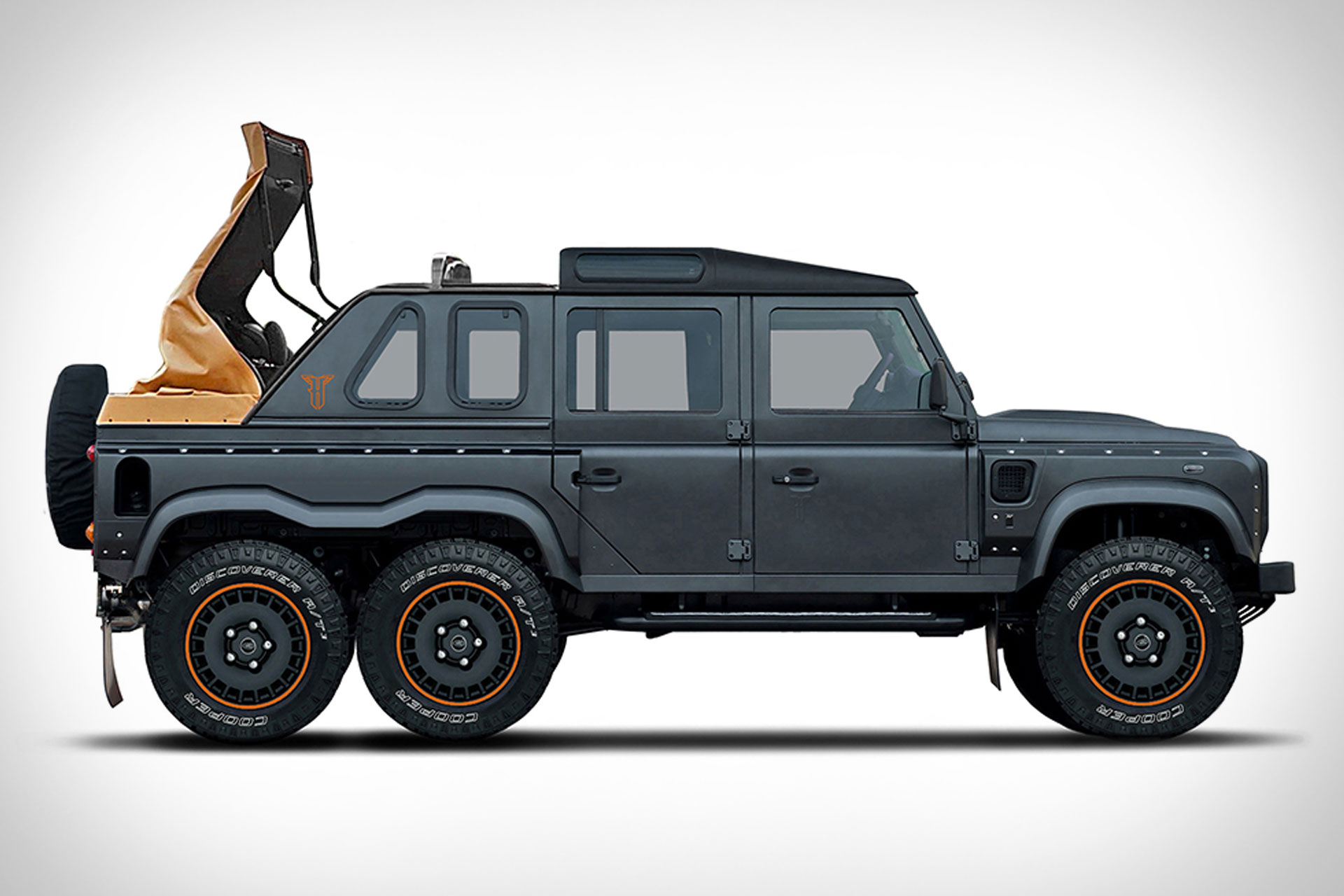 Kahn Design 6x6 Flying Huntsman Soft Top