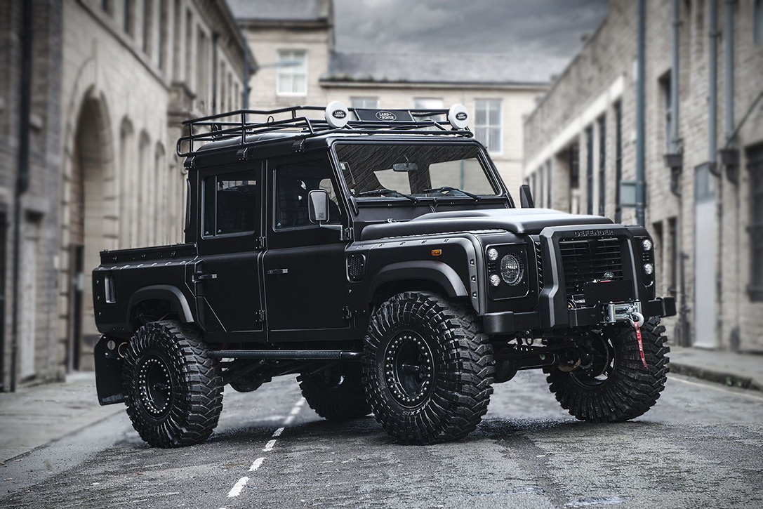 Kahn Design BigFoot Defender