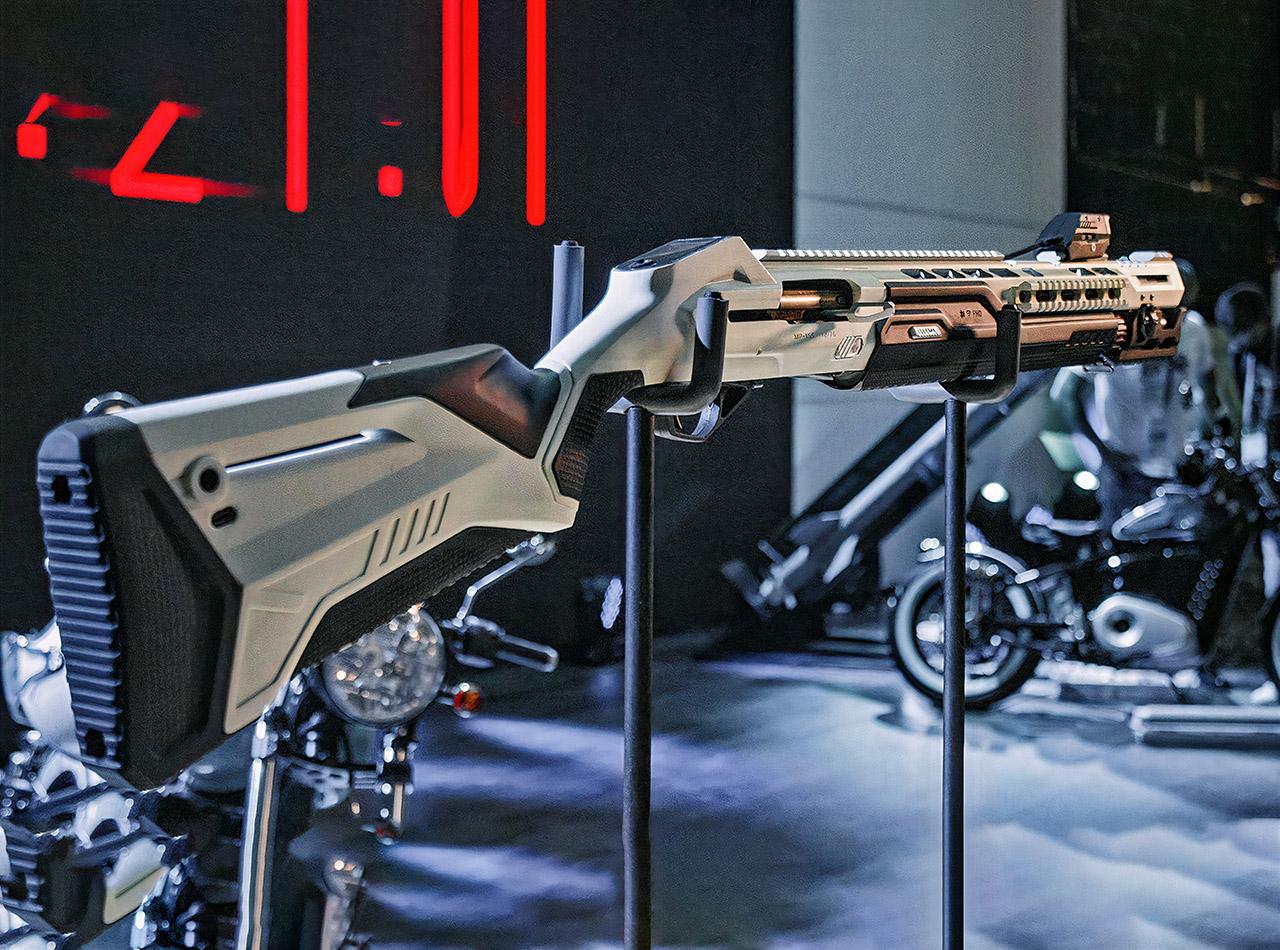 Kalashnikov MP-155 Ultima Smart Shotgun